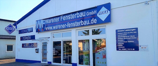 Warener Fensterbau - Referenzfoto